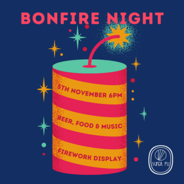 Bonfire Night at The Huntsman & Hounds